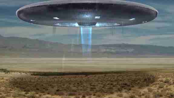 Area 51 And Its Presidential Recognition