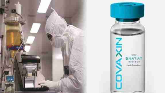 Covaxin by Bharat Biotech