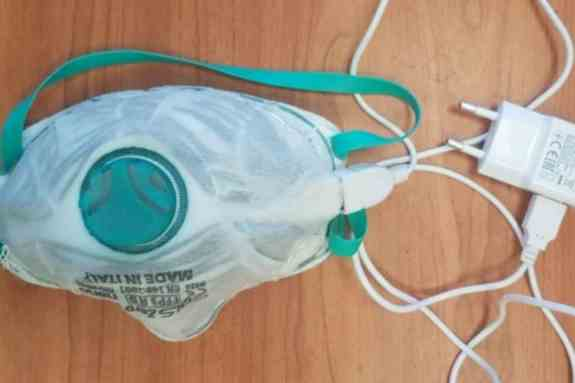 Electric Face Mask