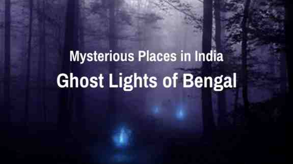 Mysterious Place In India