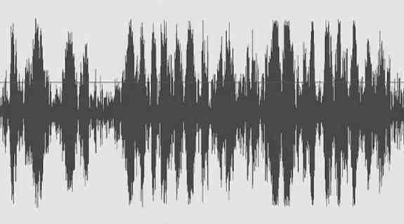 Hum sound frequency