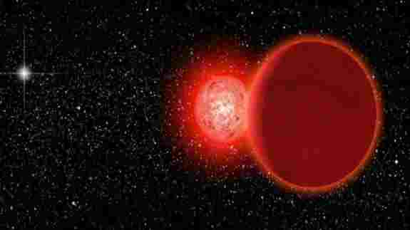 Scholz's star invade the Oort Cloud