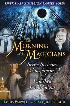 The Morning of The Magician Book On unknown Men