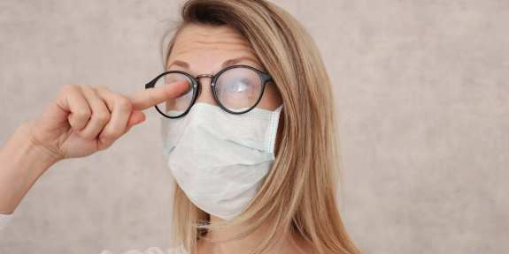 Anti Fog Solution For Glasses Wearers
