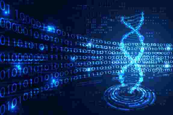 scientists generate a huge true random number using DNA synthesis