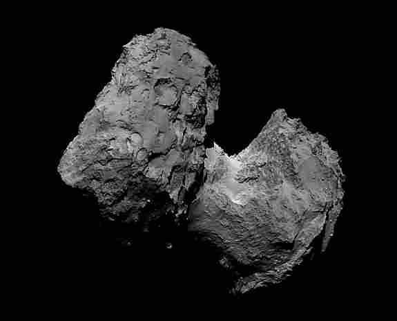 essential element for life found on a comet