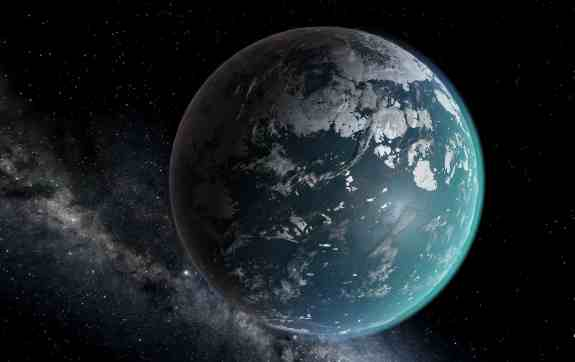 Can super-earth are capable for habitable of life