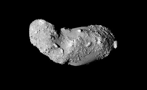 For the first time, water and organic matter found on an asteroid, scientists shocked