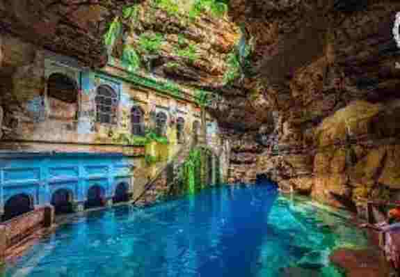 Story Of A Mysterious Pool: Experts Could Not Find Its Depth And Importance Attached To Mahabharata Period