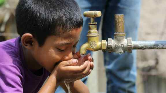tap water filter device