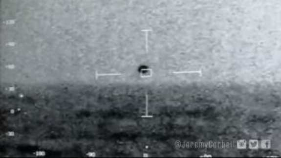 UFO Footage was allegedly filmed in the Combat Information Center of the USS Omaha on July 15, 2019.