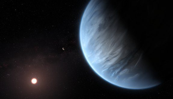 Rogue Exoplanets Hidden in Space Could Have Habitable Moons