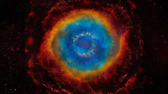 largest cosmos rotate found in universe