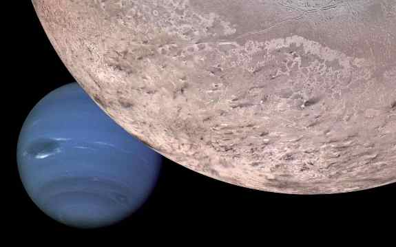 Neptune moon triton missions rejected by  NASA