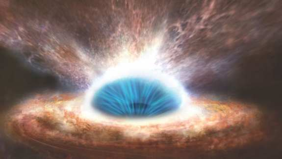 Dark stars would have inevitably collapsed into black holes.