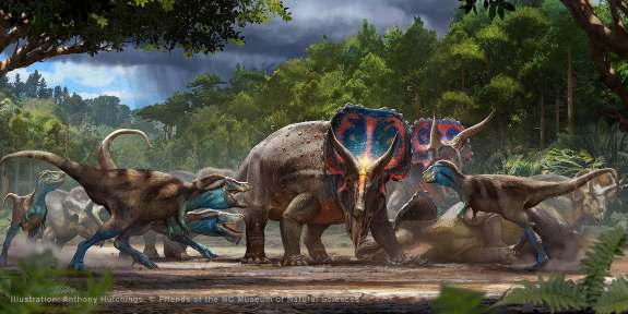 how much time dinosaurs ruled the world