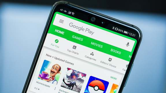 Google Play Store  mirror apps by hackers