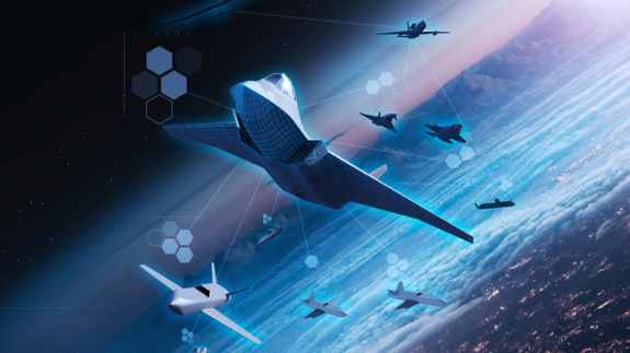 UK 6th Generation Tempest Fighter Jet Move Forward With New Design