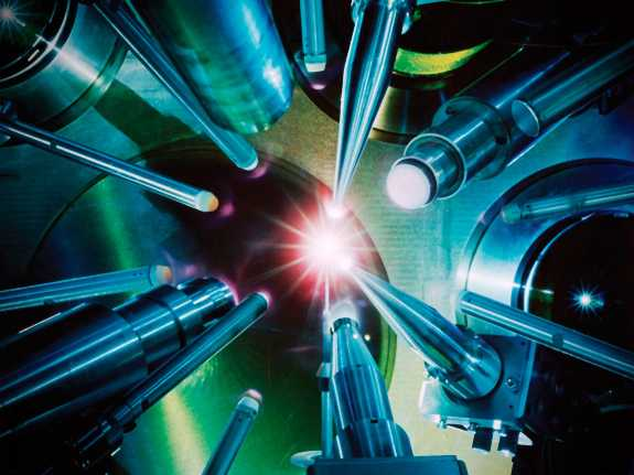 Physicists Just Broke Laser-Fusion Record, Generating 700 Times US Energy Grid
