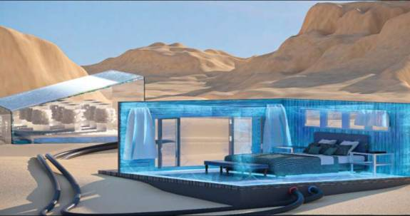 Cooling system designed by KAUST engineers could be used to cool rooms in households