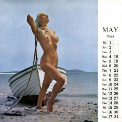 5.-Pamela-Green-Kamera-Calendar-May-1964
