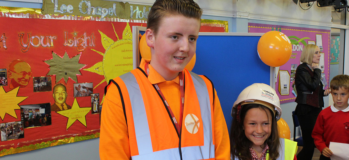 Lee Chapel Primary School – Careers Day