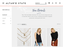 Altar'd State   Gift Card Balance Check
