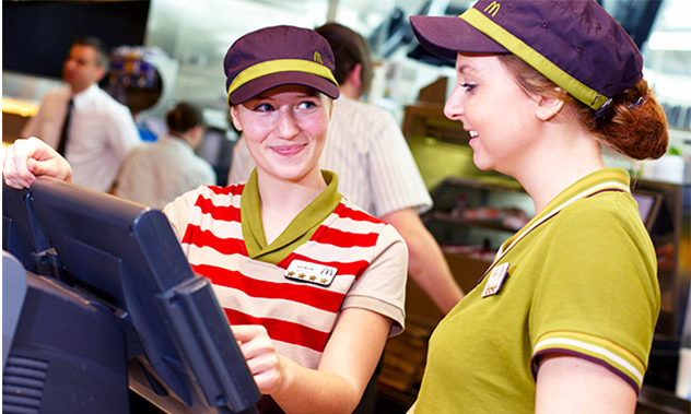 McDonald's employee benefits Canada