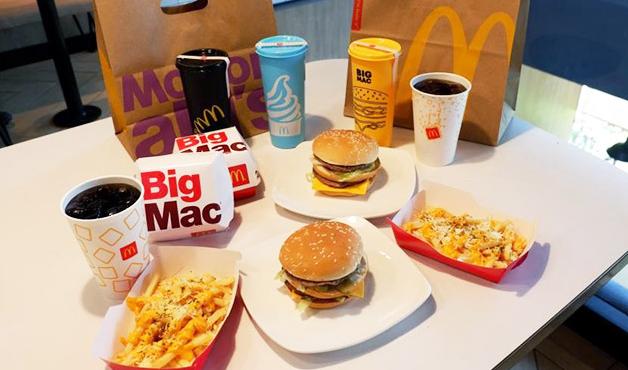 McDonald's employee perks