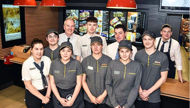 mcdonald's employee benefits 2021