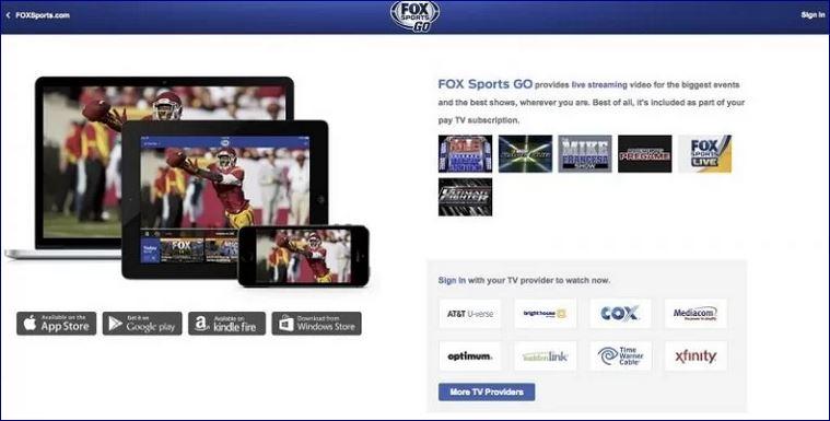 foxsportsgo.com/firetv