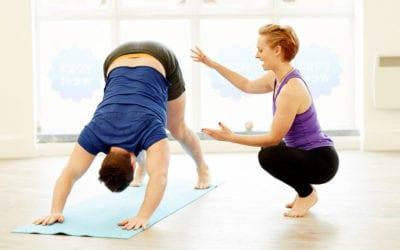 Why Men Should do Yoga!