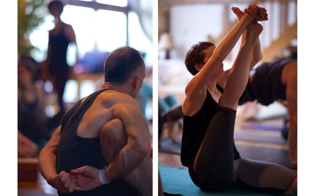 Ashtanga Self Practice – what it means to us at Yoga Reading