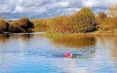 Swim + Yoga at Caversham Lakes