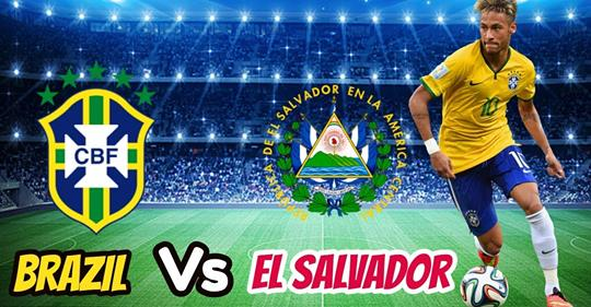 أهداف مباراة البرازيل والسلفادور 12-9-2018