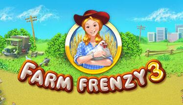 لعبة Farm Frenzy 3 كاملة للتحميل