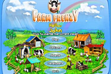 لعبة Farm Frenzy كاملة للتحميل