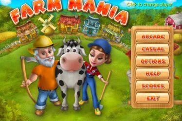 لعبة Farm Mania كاملة للتحميل