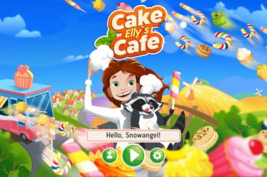 لعبة Elly's Cake Cafe كاملة للتحميل