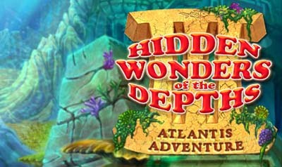 لعبة Hidden Wonders of the Depths 3 - Atlantis Adventures كاملة للتحميل