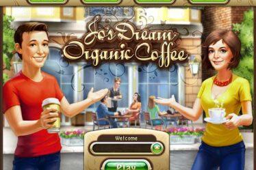 لعبة Jo's Dream - Organic Coffee كاملة للتحميل