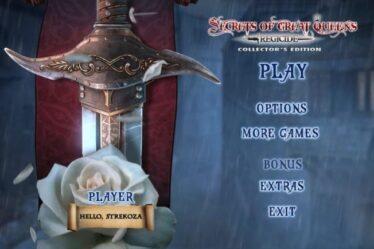 لعبة Secrets of Great Queens - Regicide Collector's Edition كاملة للتحميل