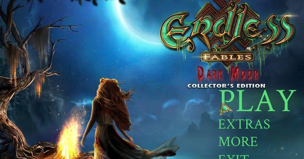لعبة Endless Fables - Dark Moor Collector's Edition كاملة للتحميل