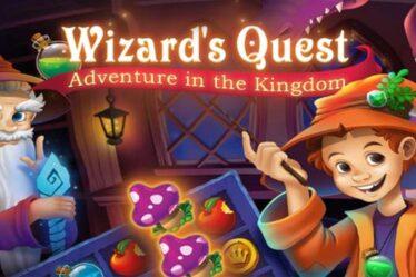 لعبة Wizard's Quest - Adventure in the Kingdom كاملة للتحميل