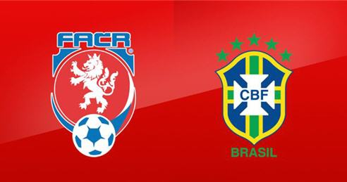 تاريخ مواجهات منتخب البرازيل مع منتخب التشيك