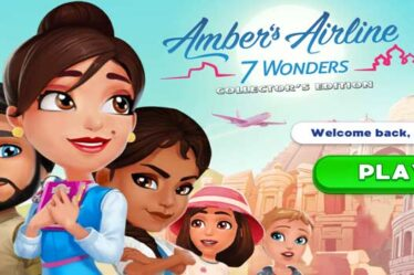 لعبة Amber's Airline - 7 Wonders Collector's Edition كاملة للتحميل