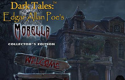 لعبة Dark Tales - Edgar Allan Poe's Morella Collector's Edition كاملة للتحميل