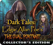 لعبة Dark Tales - Edgar Allan Poe's The Oval Portrait Collector's Edition كاملة للتحميل