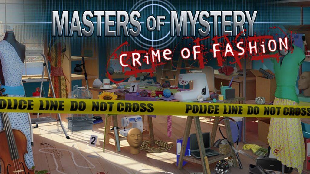 لعبة Masters of Mystery - Crime of Fashion كاملة للتحميل