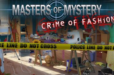 لعبة Masters of Mystery - Crime of Fashion كاملة للتحميل